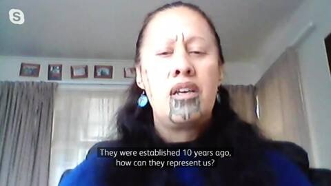Video for Mōkai Pātea hapū threatening to withdraw from settlement claim