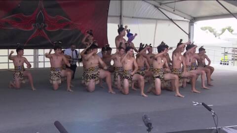 Video for 2021 ASB Polyfest, Auckland Grammar School, Whakaeke
