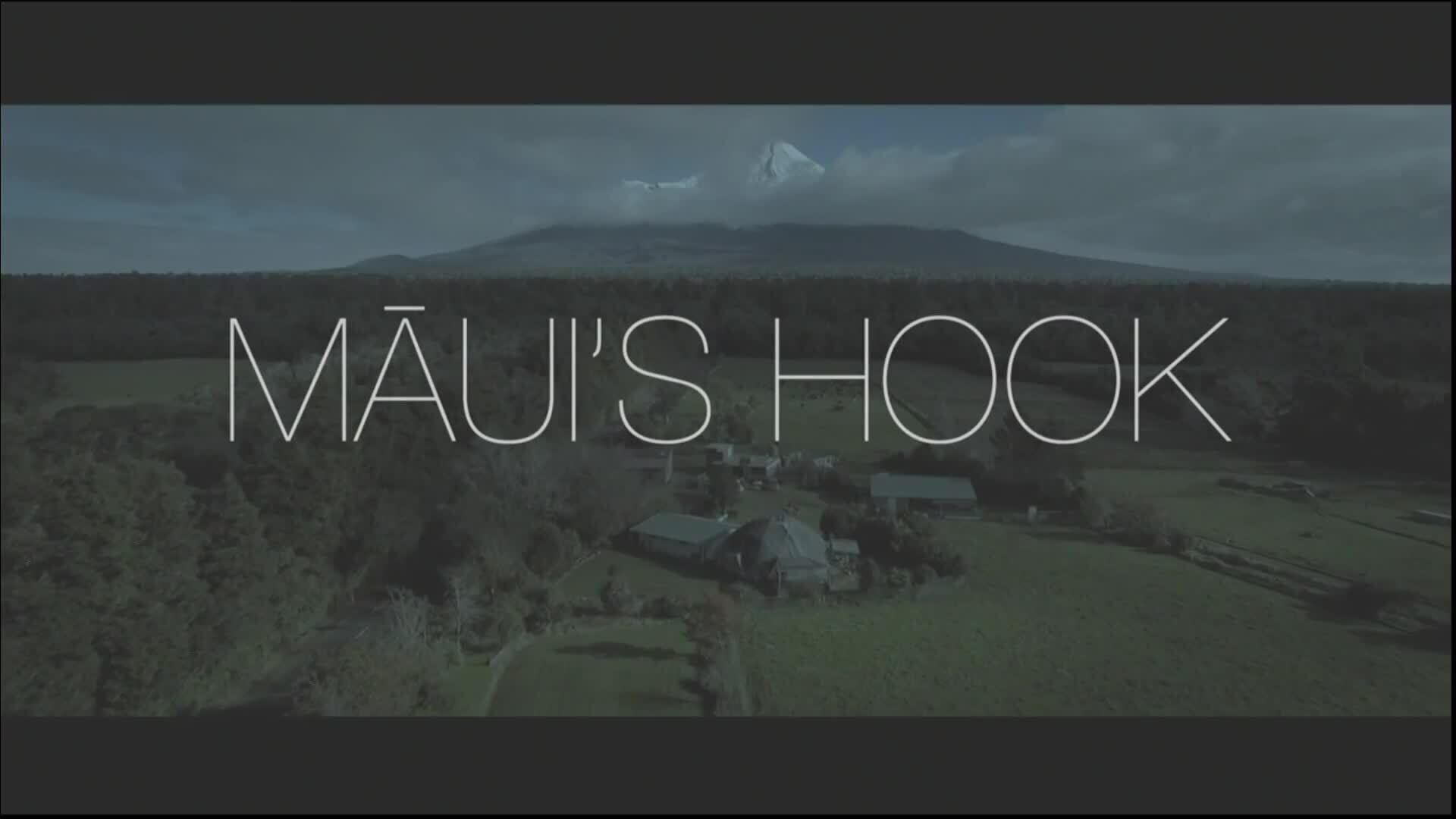 Video for Ko tā Māui's Hook he whakakōrero i te whakamomori