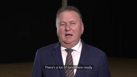 Video for 'I have nothing more to say about National than I did this morning' - Shane Jones