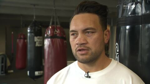 Video for Boxer to break world record to raise awareness about mental health