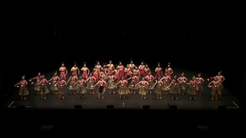 Video for 2020 Kapa Haka Regionals, Te Manu Huia, Poi