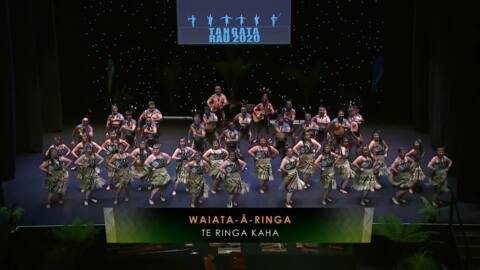 Video for 2020 Kapa Haka Regionals, Te Ringa Kaha, Full Bracket