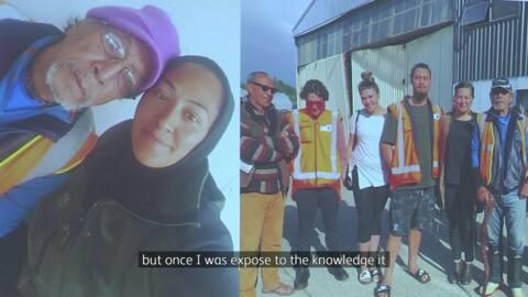 Video for E hiahia nei a Harina Rupapera kia mau tonu ngā ākoranga