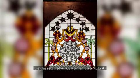 Video for Rarely-seen King Tuheitia taonga to go on display