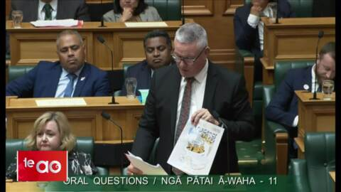 Video for Kelvin Davis accuses Rawiri Waititi of 'encouraging' prisoners to riot