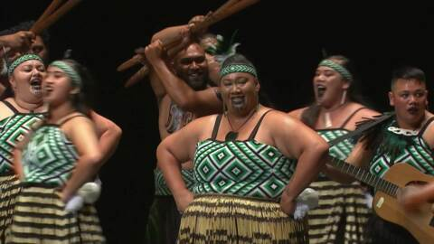 Video for 2020 Kapa Haka Regionals, Te Toka Tu Manawa, Full Bracket