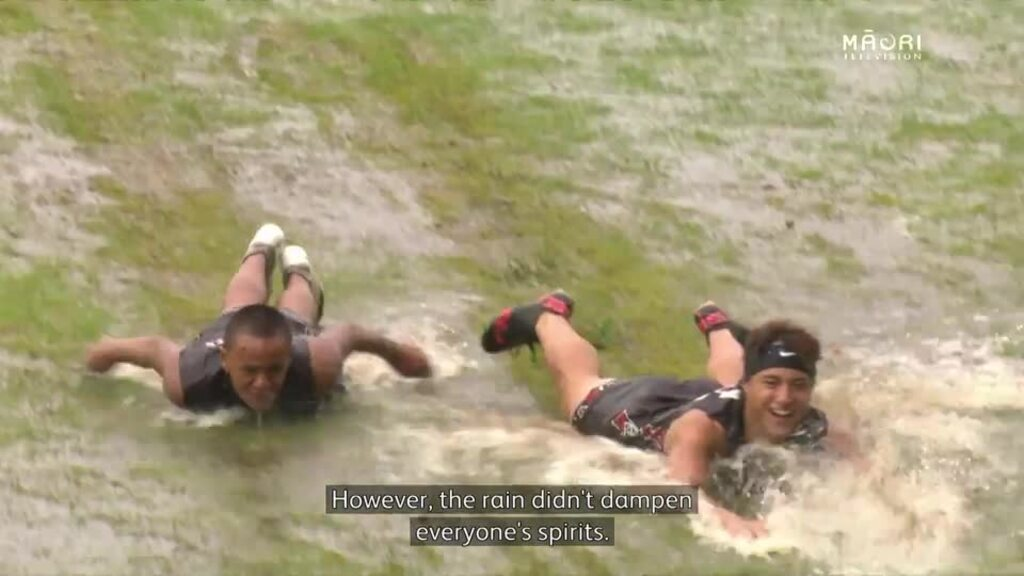 Video for Wet weather storms Junior National Touch Champs