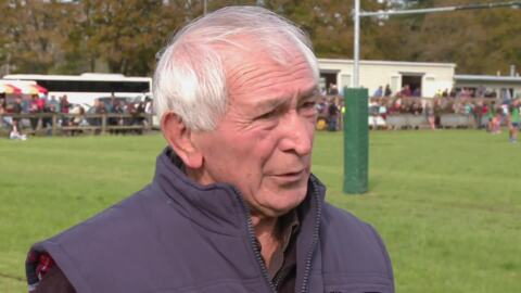 Video for Ex-All Black Percy Erceg has died in Kaitaia