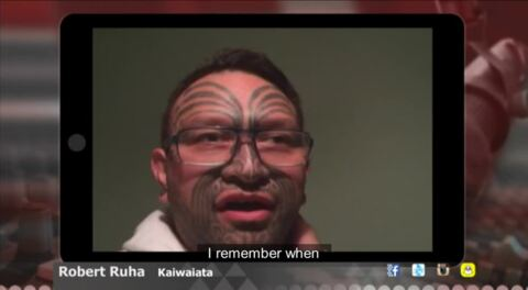 Video for Kawe Kōrero - Reporters, 1 Ūpoko 107