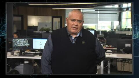 Video for King Tuheitia's taonga exhibition
