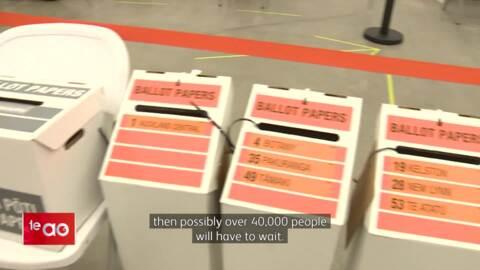 Video for Māori electoral roll rules are racist - Rawiri Waititi