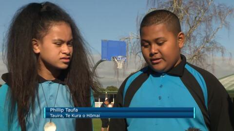 Video for Kua huraina ngā Hoops in Schools ki te tonga o Tāmaki