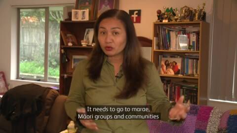 Video for Marama Davidson talks armed police, Oranga Tamariki and racist statues