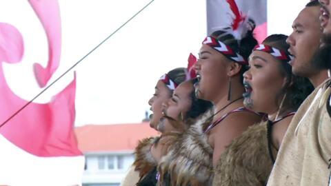 Video for 2020 Kapa Haka Regionals, Te Kikiri o te Rangi, Waiata Tira