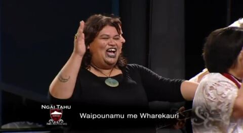 Video for Iwi Anthems, 1 Ūpoko 39
