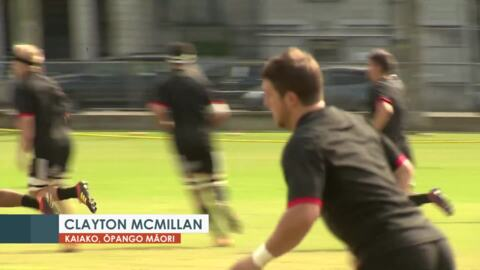 Video for Māori All Blacks team named for first match against Fiji