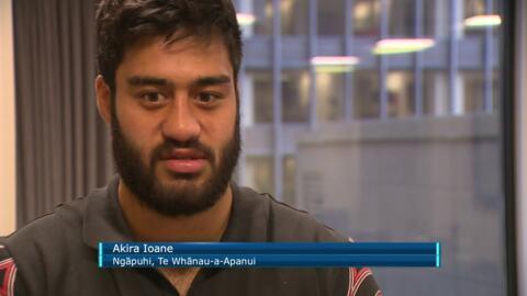 Video for Ten new Māori All Blacks caps to take on USA Eagles