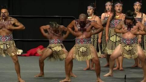 Video for 2020 Kapa Haka Regionals, Te Hekenga a Rangi, Haka