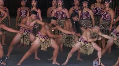 Video for 2020 Kapa Haka Regionals, Te Whānau a Apanui, Haka