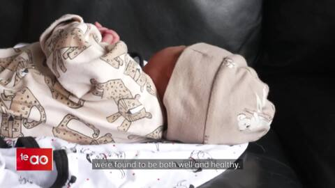 Video for Whakatāne's miracle baby