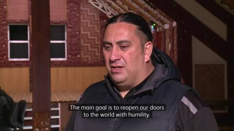 Video for Te Puia reopens for first time since lockdown