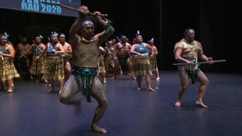 Video for 2020 Kapa Haka Regionals, Te Tū Mataora, Whakaeke