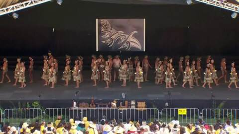 Video for 2020 Kapa Haka Regionals, Waioweka, Full Bracket