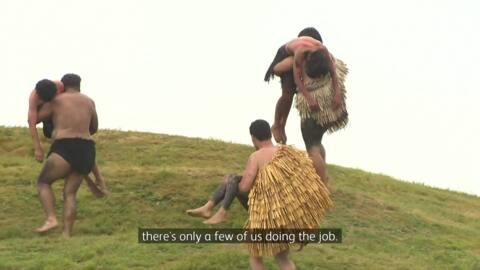 Video for E hanga rautaki kaitiaki hei tauwhiro i ngā Pā Tūwatawata o Rangiriri