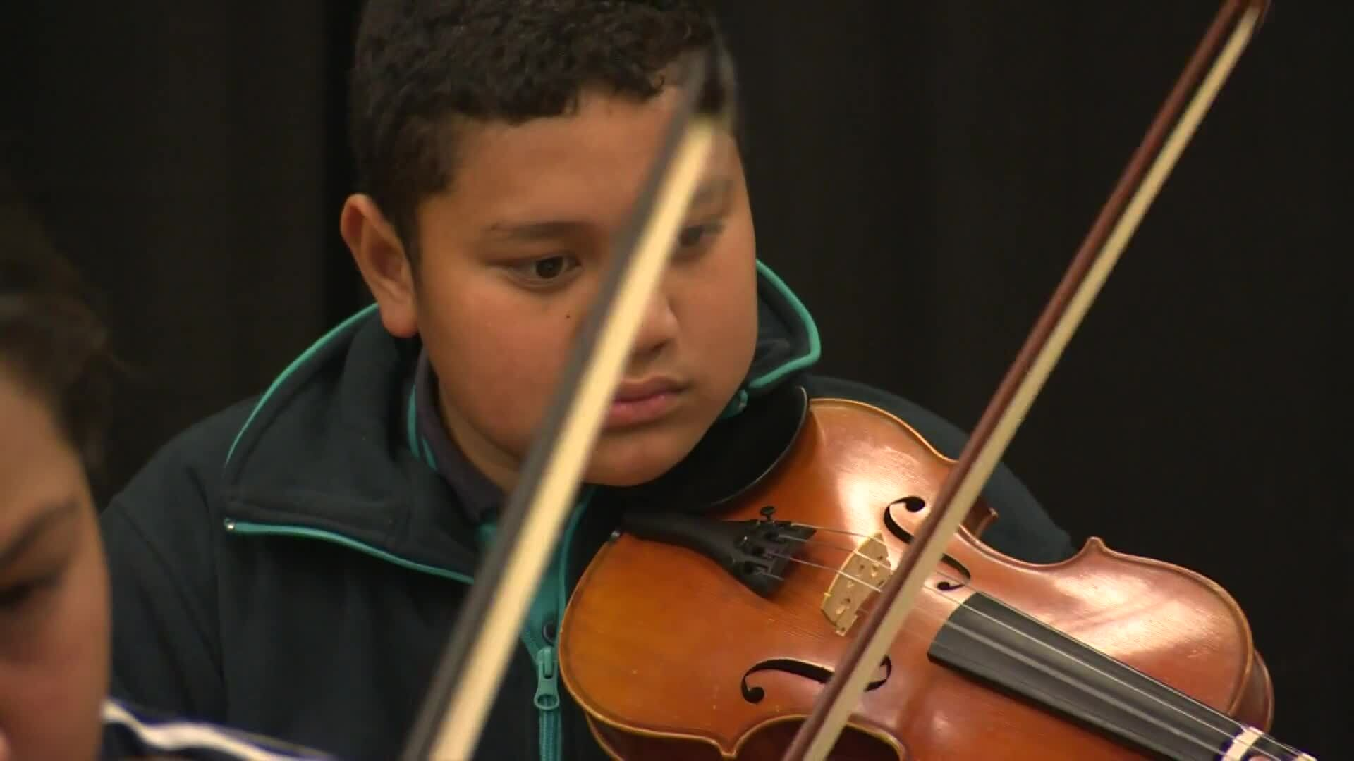 Video for South Auckland boys express their musical opportunities