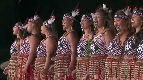Video for 2020 Kapa Haka Regionals, Ōpōtiki Mai Tawhiti, Waiata Tira
