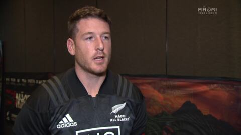 Video for Hyland-er hoping for Māori ABs debut against Fiji