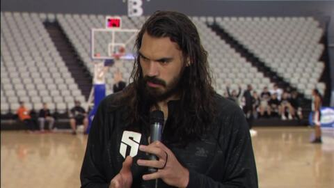 Video for Holding Court with Steven Adams