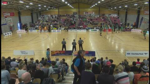 Video for Sal's New Zealand Basketball 2018, Jets vs Airs
