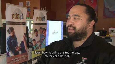 Video for RoboPa gives youth pathway to technology