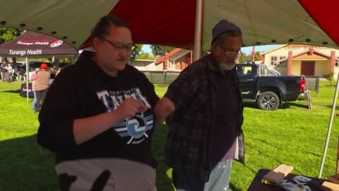 Video for Tūranga Health empowers community through DIY
