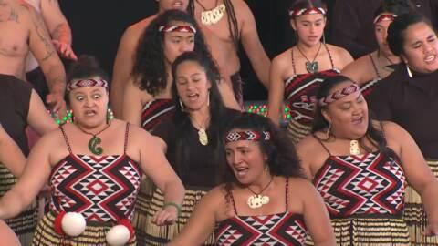 Video for Te Taumata Kapa Haka - Ngā Tūmanako