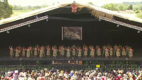 Video for 2020 Kapa Haka Regionals, Ōhinemataroa ki Ruatāhuna, Full Bracket