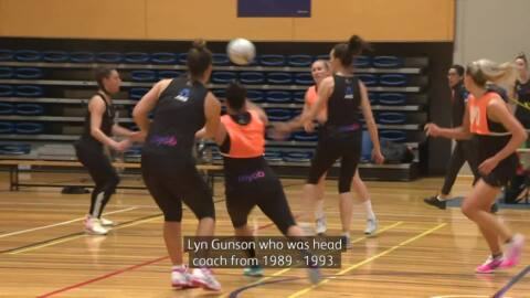 Video for Former Silver Fern now a reo champion