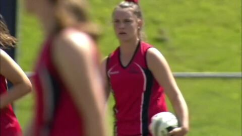 Video for 2019 Bunnings Junior National Touch: 16G Pool A, Canterbury v BOP