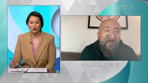 Video for Ngāti Whātua artist Graham Tipene a finalist in Matariki Awards