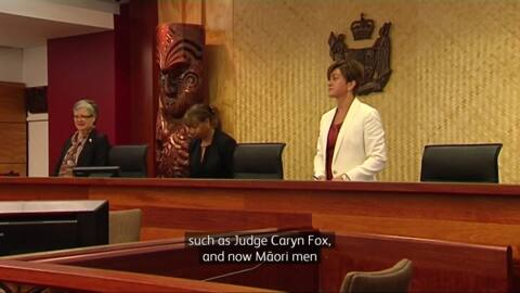 Video for Māori lawyer makes history with mataora