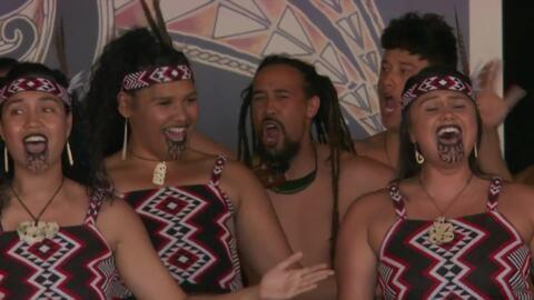 Video for 2020 Kapa Haka Regionals, Te Whānau a Apanui, Whakaeke