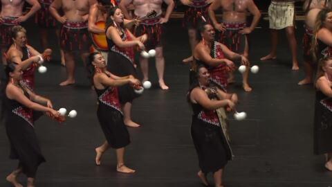 Video for 2020 Kapa Haka Regionals, Te Taha Tū, Poi