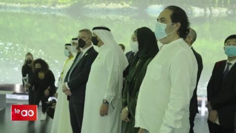 Video for Māori and Emirati open NZ pavilion at Dubai Expo 2021