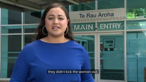 Video for Waikato DHB apologises to House of Shem family