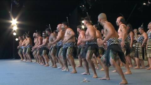 Video for 2019 Te Matatini, Te Puu Ao, Haka