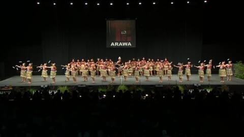 Video for 2020 Kapa Haka Regionals, Ngāti Rangiwewehi, Poi