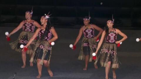 Video for 2020 Kapa Haka Regionals, Te Whānau a Apanui, Poi