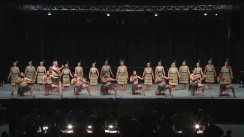 Video for 2020 Kapa Haka Regionals, Kura Tai Waka, Haka